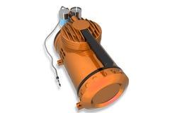 Compressor de ar ilustração stock