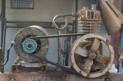 Compressor de ar Fotos de Stock Royalty Free