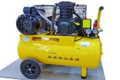Compressor de ar poderoso foto de stock