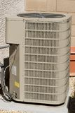 Compressor do condicionador de ar Fotos de Stock Royalty Free
