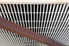 Compressor do condicionamento de ar Imagem de Stock
