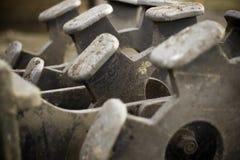 Compressor do rolo Fotografia de Stock Royalty Free