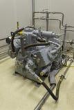 Compressor industrial Fotografia de Stock Royalty Free
