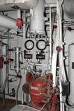 Compressor Station royalty free stock image
