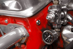 Compressor valve Royalty Free Stock Photography
