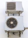 Compressor van luchtvoorwaarde royalty-vrije stock fotografie