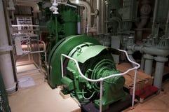 Compressor voor het cypplying van samengeperste lucht royalty-vrije stock foto