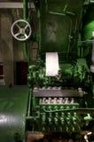 Compressor voor het leveren van samengeperste lucht stock foto's