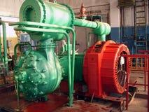 Compressore Immagini Stock