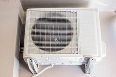 Compressore d'aria di un sistema di condizionamento d'aria Immagine Stock Libera da Diritti