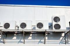 Compressoren royalty-vrije stock foto's
