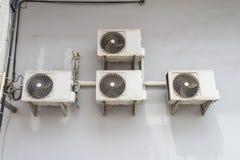 Compressori d'aria Immagini Stock