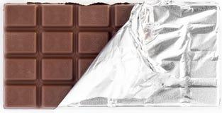 Comprimé de chocolat Image libre de droits