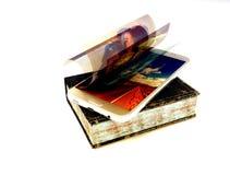 Comprimé de livres de Digital illustration libre de droits