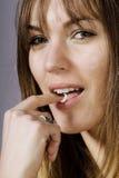 Comprimido da contracepção Imagem de Stock Royalty Free