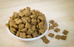 Comprimido da dieta para cães Imagem de Stock