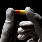 Comprimido seletivamente colorido Fotografia de Stock Royalty Free