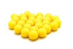 Comprimidos da vitamina Fotografia de Stock