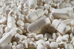 Comprimidos/drogas fotos de stock royalty free