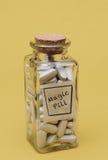 Comprimidos mágicos Imagem de Stock