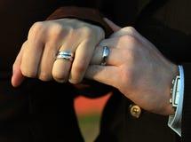 Comprometimento Foto de Stock Royalty Free