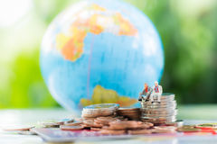 Compromisso, acordo, investimento, parceria, comércio eletrônico e imagem de stock royalty free