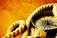 Compás Imagen de archivo libre de regalías