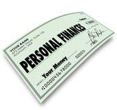 Comptabilité Accoun de dépenses de factures de paiement de contrôle de finances personnelles illustration libre de droits