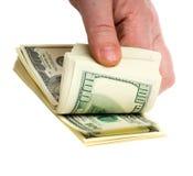 compte de l'argent images libres de droits