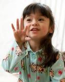 Compte des doigts Image libre de droits