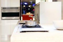 Compteur de cuisine photos stock
