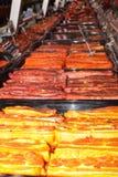 Compteur de viande Photos libres de droits