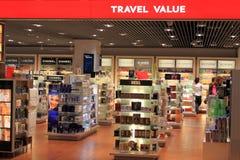 Comptoir de vente sous douane Image stock