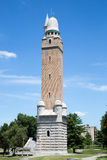 Compton πύργος νερού - Saint-Louis Mo. ΗΠΑ Στοκ φωτογραφίες με δικαίωμα ελεύθερης χρήσης