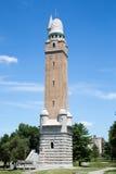 Compton Water Tower - santo Louis Mo. EE.UU. Fotos de archivo libres de regalías