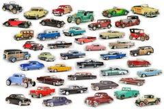 Compuesto clásico del coche fotos de archivo libres de regalías