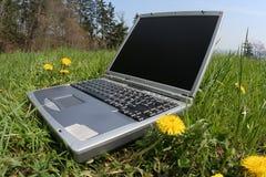 Computação ao ar livre Fotos de Stock Royalty Free