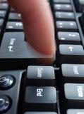 Computador 07 Imagens de Stock