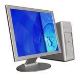 computador 3d Foto de Stock