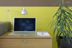 Computador, cd-rom. Foto de Stock