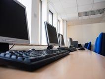 Computador de escritório Imagem de Stock Royalty Free