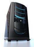 Computador de server Imagem de Stock Royalty Free