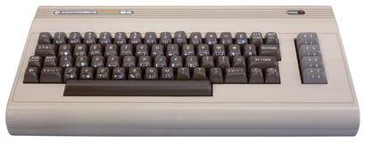 Computador do comodoro 64 Imagem de Stock Royalty Free