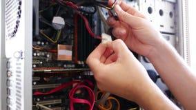 Computador do doutor video estoque