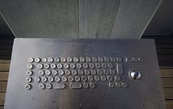 Computador público Imagens de Stock