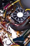 Computador para dentro Imagens de Stock