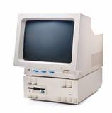 Computador pessoal do vintage Fotos de Stock