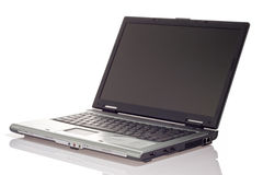 Computador portátil foto de stock royalty free
