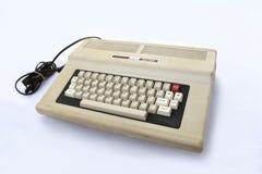 Computador velho Imagem de Stock Royalty Free