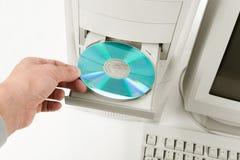 Computadora de escritorio Fotos de archivo
